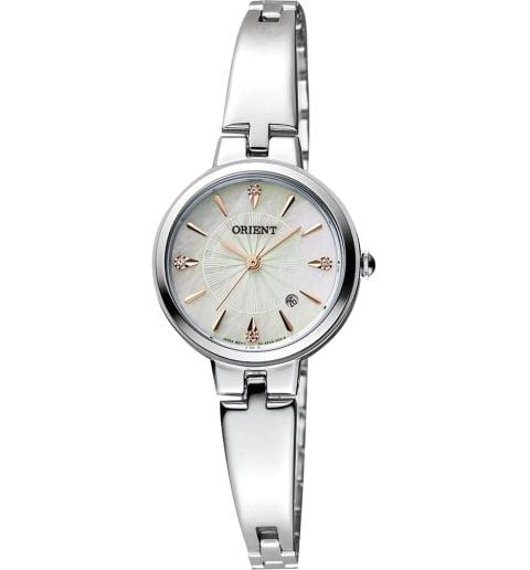 Женские часы ORIENT SZ40004W (FSZ40004W0) с камнями