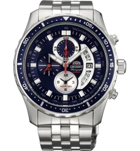 Дайверские часы ORIENT TT0Q002D (FTT0Q002D0)