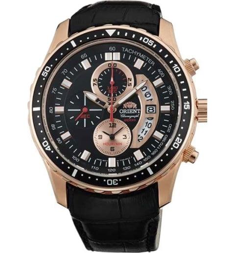 Часы ORIENT TT0Q005B (FTT0Q005B0) для плавания