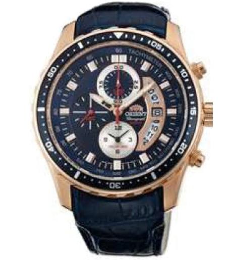 Часы ORIENT TT0Q006D (FTT0Q006D0) для плавания