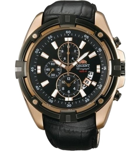Часы ORIENT TT0Y004B (FTT0Y004B0) для плавания