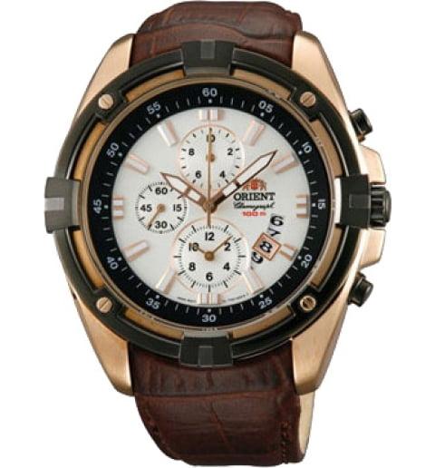 Часы ORIENT TT0Y005W (FTT0Y005W0) для плавания