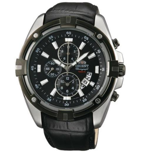 Часы ORIENT TT0Y006B (FTT0Y006B0) для плавания