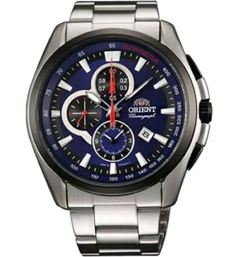 Часы ORIENT TT13001D (FTT13001D0) для плавания