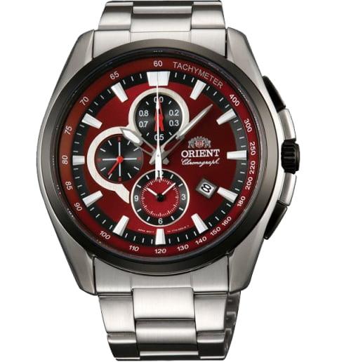 Часы ORIENT TT13001H (FTT13001H0) для плавания