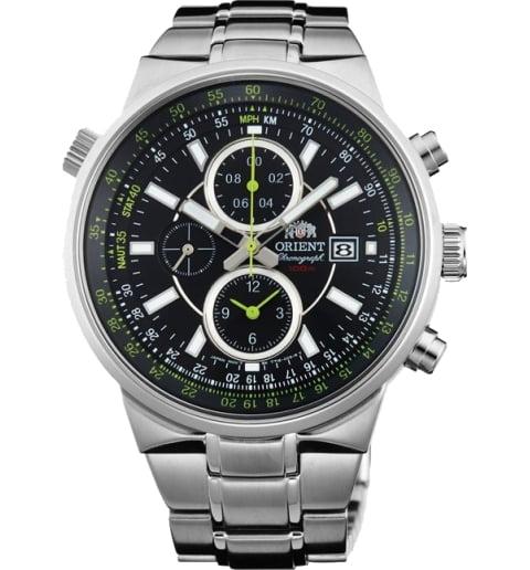 Часы ORIENT TT15001B (FTT15001B0) для плавания