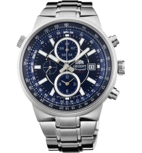 Часы ORIENT TT15002D (FTT15002D0) для плавания