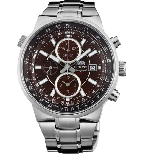 Часы ORIENT TT15003T (FTT15003T0) для плавания