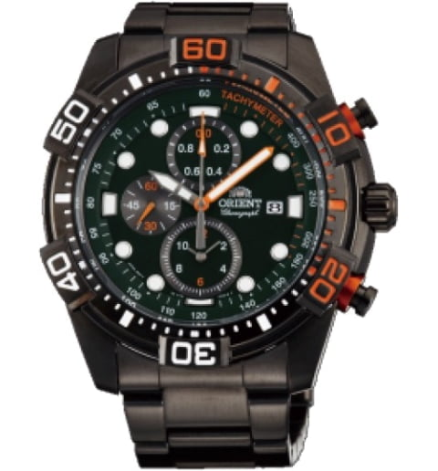 Часы ORIENT TT16001F (FTT16001F0) для плавания