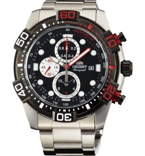 Часы ORIENT TT16002B (FTT16002B0) для плавания