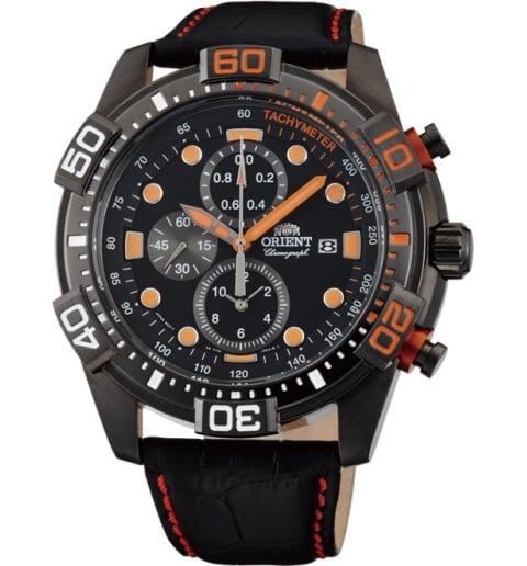 Часы ORIENT TT16003B (FTT16003B0) для плавания