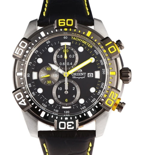 Часы ORIENT TT16005B (FTT16005B0) для плавания