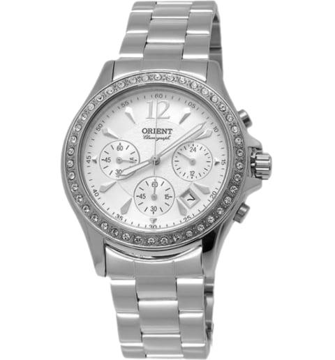 Женские часы ORIENT TW00004W (FTW00004W0) с браслетом
