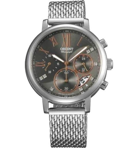 Женские часы ORIENT TW02004K (FTW02004K0) с браслетом
