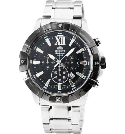 Часы ORIENT TW03001B (FTW03001B0) для плавания