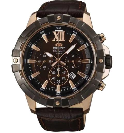 Часы ORIENT TW03003T (FTW03003T0) для плавания
