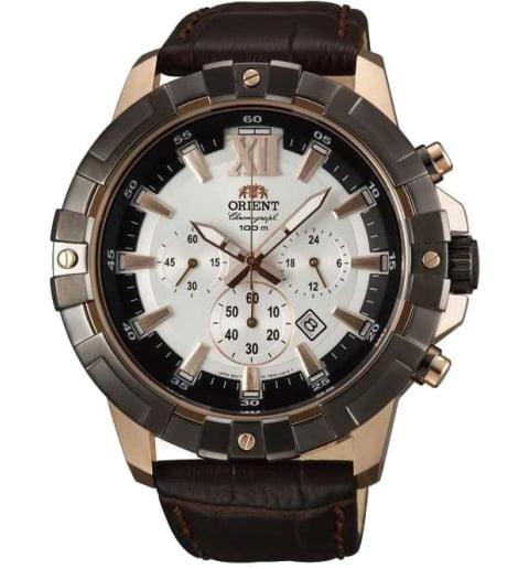 Часы ORIENT TW03003W (FTW03003W0) для плавания