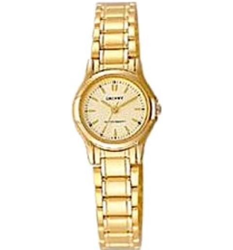 Женские часы ORIENT UB5C001C (FUB5C001C0) с браслетом