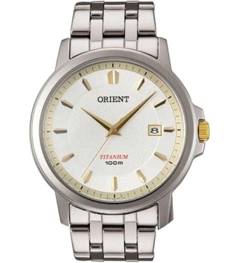 Недорогие часы Orient FUNB3003W
