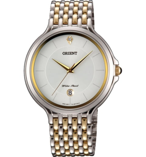 Женские часы ORIENT UNF7004W (FUNF7004W0) с камнями