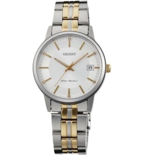 Женские часы ORIENT UNG7002W (FUNG7002W0) с камнями