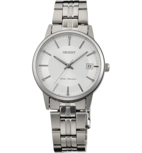 Женские часы ORIENT UNG7003W (FUNG7003W0) с камнями