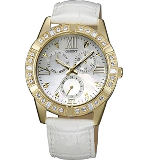 Женские часы ORIENT UT0B007W (FUT0B007W0) с камнями