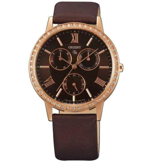 Женские часы ORIENT UT0H001T (FUT0H001T0) с камнями