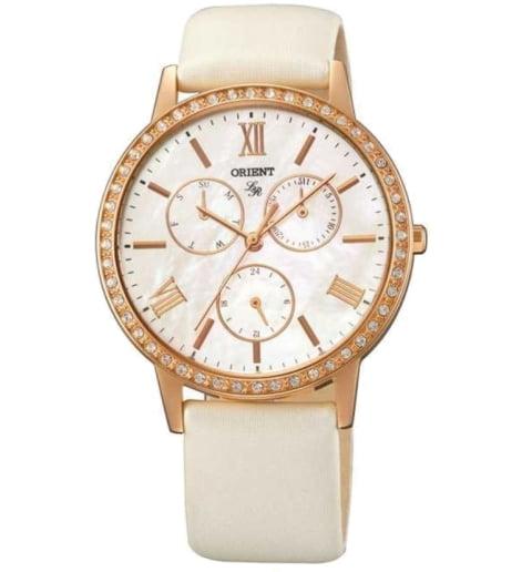 Женские часы ORIENT UT0H002W (FUT0H002W0) с камнями