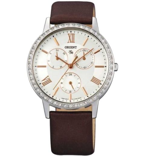 Женские часы ORIENT UT0H006W (FUT0H006W0) с камнями