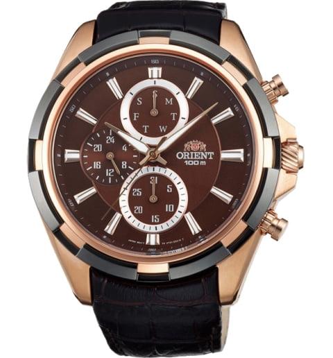 Часы ORIENT UY01004T (FUY01004T0) для плавания