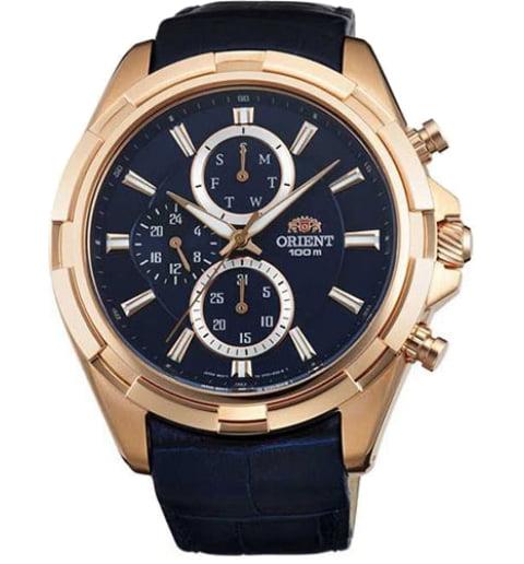 Часы ORIENT UY01005D (FUY01005D0) для плавания