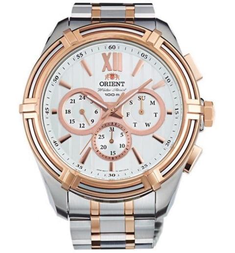 Часы ORIENT UZ01001W (FUZ01001W0) для плавания