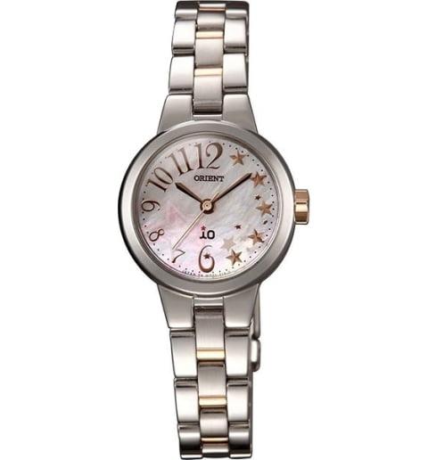 Женские часы Orient FWD02003W с браслетом