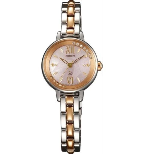 Женские часы Orient FWD09001V с камнями