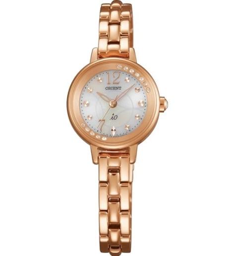 Женские часы Orient FWD09002W с камнями