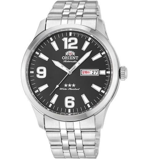 Недорогие мужские механические часы Orient SAB0B006B