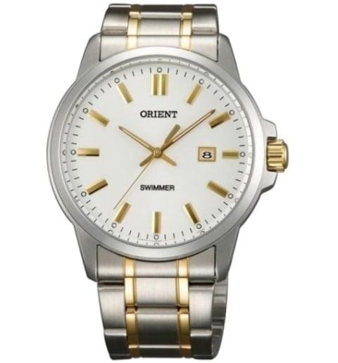Часы Orient SUNE5001W для плавания