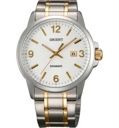 Часы Orient SUNE5002W для плавания