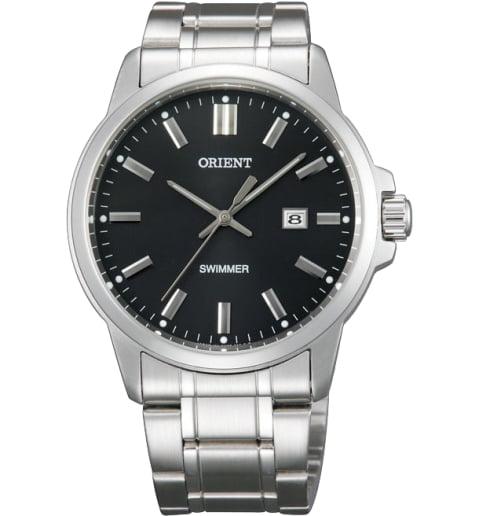 Часы Orient SUNE5003B для плавания