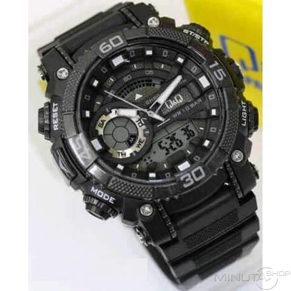Часы Q Q GW87-001 Купить По Ценам MinutaShop 74a8d75c9ad