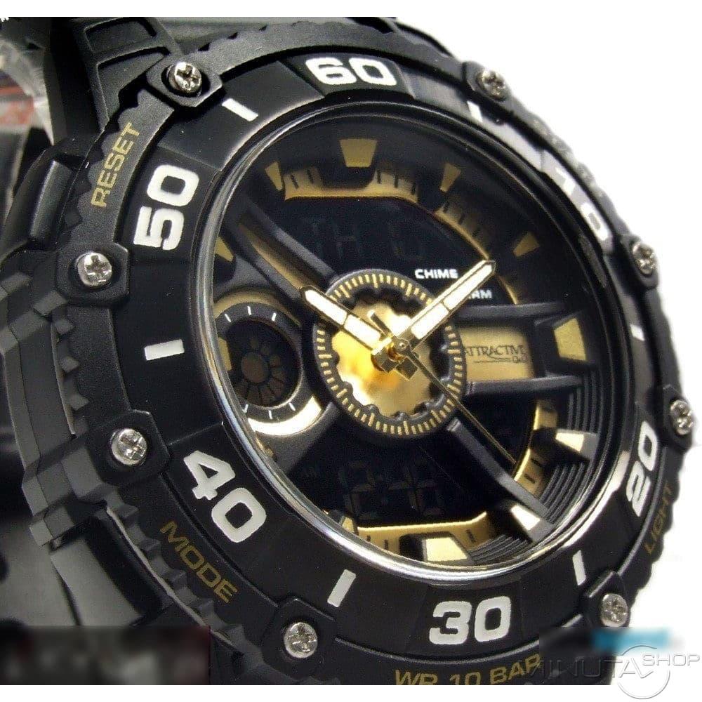 Часы Q Q GW87-004 Купить По Ценам MinutaShop 7b421e6705d