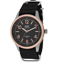Часы Q&Q Q922-525 с текстильным браслетом