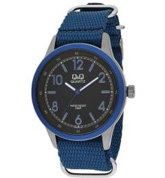 Часы Q&Q Q922-535 с текстильным браслетом