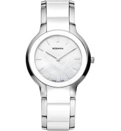 RODANIA 2509940  MYSTERY DAVOS S/S+WHITE CERAM L