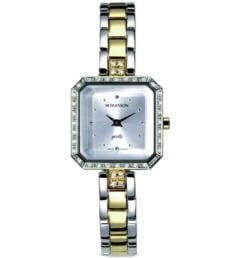Женские квадратные Romanson RM9221QLC(WH)