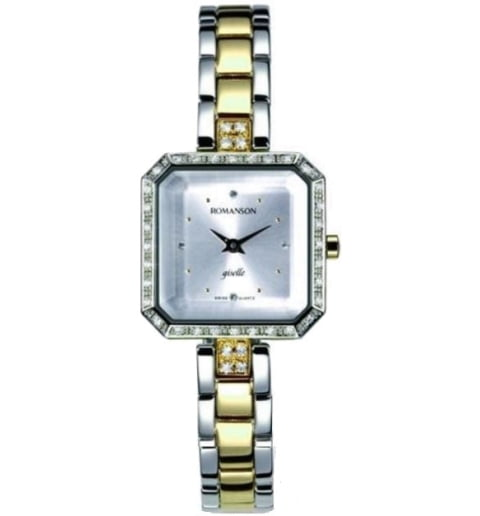 Квадратные Romanson RM9221QLC(WH)
