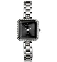 Женские квадратные Romanson RM9221QLW(BK)