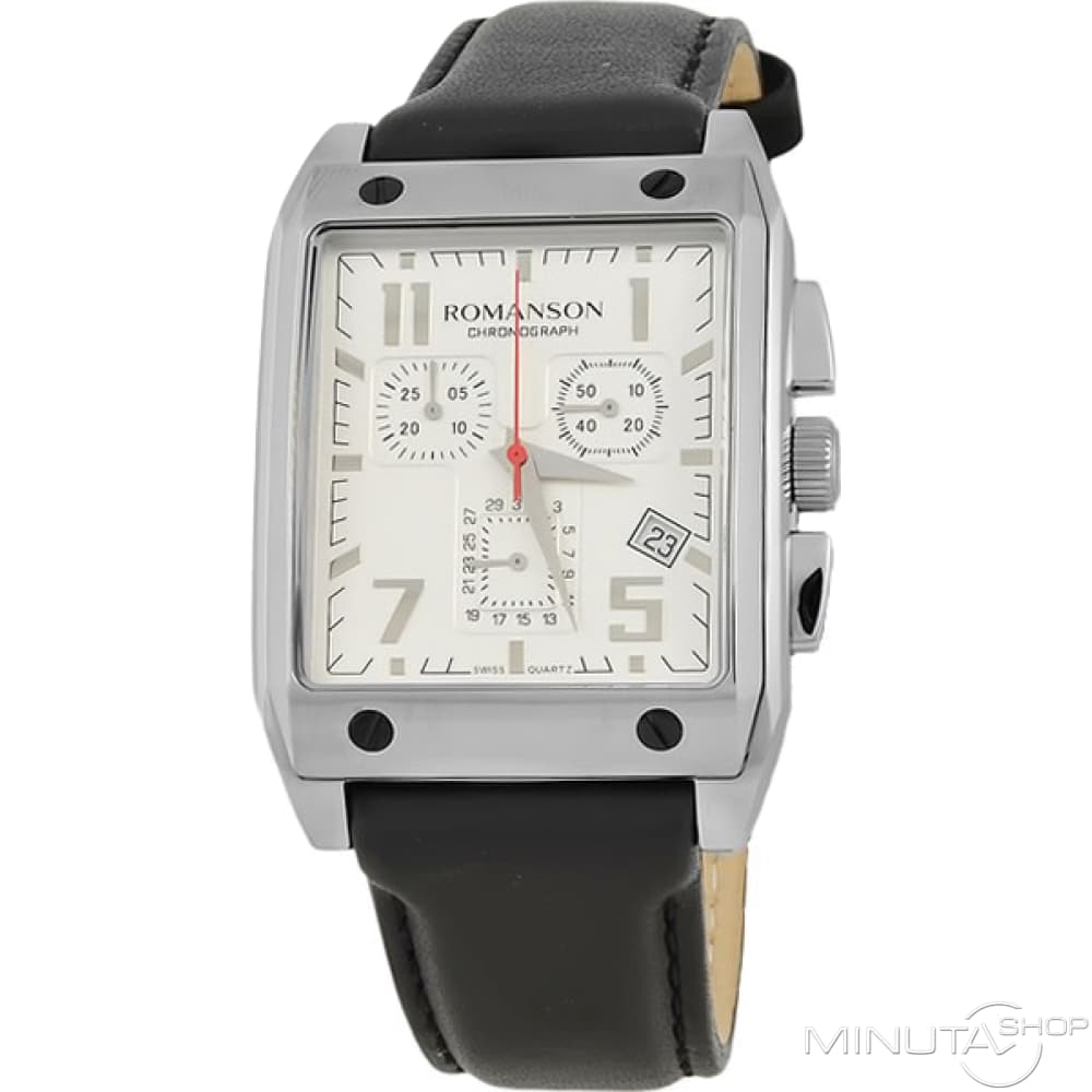 fd0e8de5 Часы Romanson TL3217HMD(WH) Купить По Ценам MinutaShop