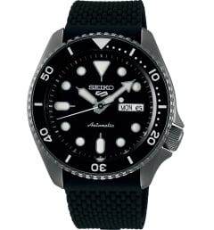 Часы Seiko SRPD65K2 с каучуковым браслетом
